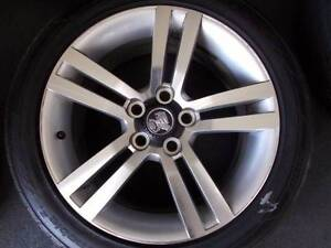 """18"""" Genuine VE Holden Commodore SV6 wheels & hankook tyres Ferntree Gully Knox Area Preview"""