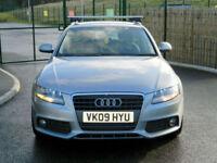 2009 Audi A4 Avant 2.0 TDI SE 5dr WITH FSH+12 MONTHS MOT++