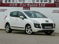 PEUGEOT 3008 1.6 E-HDI 112 ACTIVE 11 5DR EGC(LOW MILAGE+FULL HISTORY+2 OWNER)