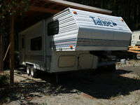 22ft Tahoe 5th Wheel