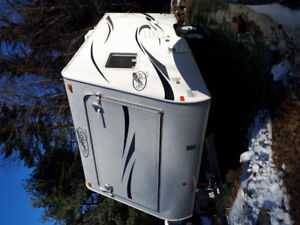 Camper for sale, 17' hybrid
