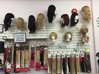 The Ultimate Hair EXTENSION store in ST. JOHNS