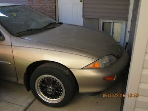 1997 Chevrolet Cavalier Coupe (2 door)FIRST$895.00 TAKES IT!! London Ontario image 3