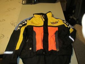 Mens Skidoo Jacket Size Xlarge Retail is $400