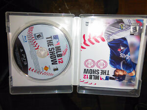 PS3 MLB Baseball Game