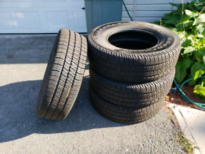 17 inch jeep tires