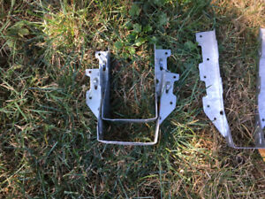 Miscellaneous framing hangers