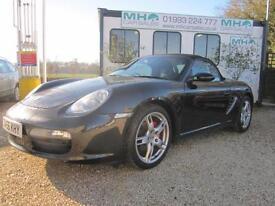 2006 56 Porsche Boxster 2.7 2007MY 987 MANUAL