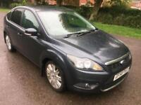 58 FORD FOCUS 1.8 TDCI 115PS TITANIUM LOW 116K FULL HISTORY ALL RECEIPTS PX SWAP