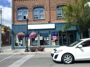 STOUFFVILLE Commercial STORE AND 5 APARTMENTS