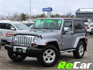 2013 Jeep Wrangler Sahara SAHARA | REDUCED | AIR | REMOTE START