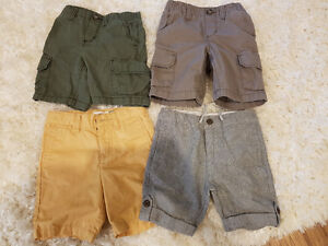 Boys Shorts - LOT of 4 pairs EUC