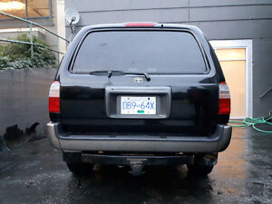 1999 Toyota 4Runner SR5 Limited, suv North Shore Greater Vancouver Area image 5