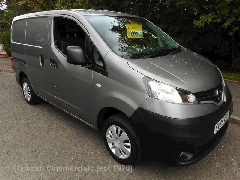aafd86fbde NO VAT Nissan Nv200 Dci Acenta 1.5 Van Manual Diesel - 14000 miles   no vat