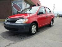 Toyota Echo 2000 manual no rust
