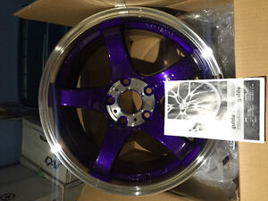 New Rims by DAI