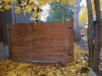 Fence builders
