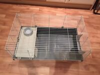 Large indoor Guinea pig rabbit hutch cage