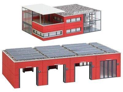 FALLER 130160 Moderne Feuerwache Bausatz H0