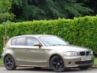 BMW 1 SERIES 118D 2006 5dr***RARE COLOUR + BARGAIN***