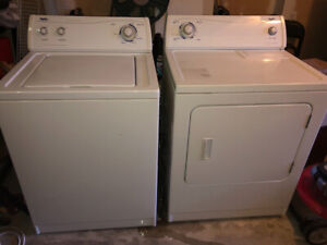 Inglis heavyvduty super capacity washer and dryer