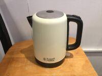 Russell Hobbs Canterbury Cream cordless kettle