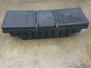 Toolbox for compact truck