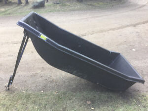OTTER SNOW SLED For Sale