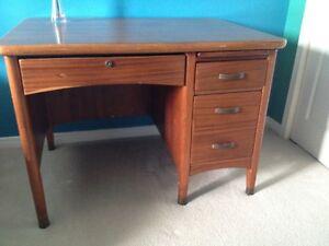 1960's banker's desk