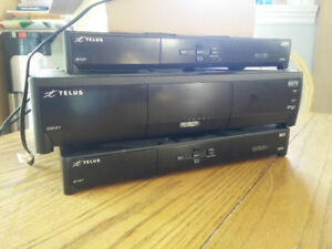 Telus/Bell satellite receivers HDTV