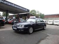 Rover 75 Connoisseur Cdt 2002/52 Diesel Automatic Full Leather Top Spec Bargain