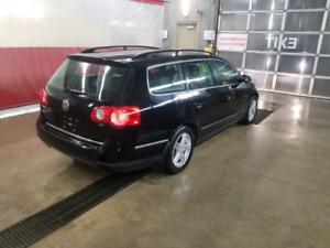 Rare 07' VW Passat 2.0T(Turbo) wagon, low kms, loaded