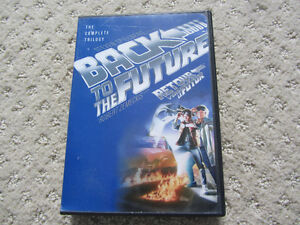 Back To The Future Trilogy on DVD London Ontario image 1