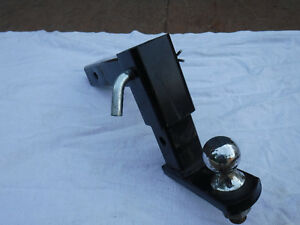 trailer hitch ball mounts and balls