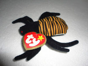 TY SPINNER THE SPIDER BEANIE NEW WITH TAG London Ontario image 2