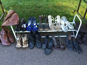 Shoes, 762 Dover Rd Dieppe yard sale