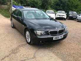 BMW 740 4.0 auto 2005, 88.000 miles with service history