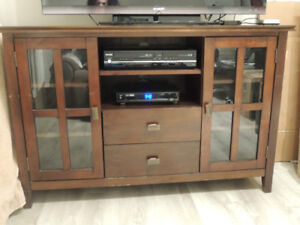 tv stand/ bookcase - Reduced price
