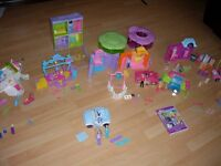 Gros lot de Polly Pocket