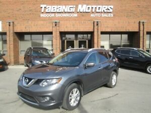 2015 Nissan Rogue SV | AWD | NO ACCIDENTS | PANORAMIC SUNROOF |