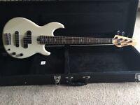 Yamaha bb425 5 string bass guitar