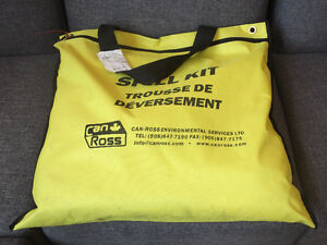 CAN-ROSS UNIVERSAL SPILL KITS - YELLOW NYLON BAG - NEW Kitchener / Waterloo Kitchener Area image 5