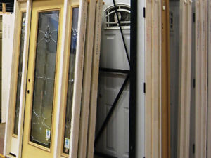 New Door & Windows Huge Clearance Event - Any Brands & Any Sizes