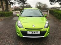 Renault Clio 1.2 16v ( 75bhp ) 2011MY Dynamique Tom Tom - FINANCE AVAILABLE