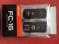 Neweer FC-16 Multi-channel wireless flash triggers