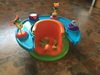 Baby playing and feeding chair ..
