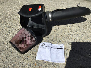 K&N Air Intake Kit - Ford Powerstroke 6.7 Diesel