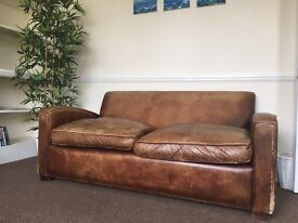 Sofa with character right by Leyton Station £60!