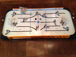 Vintage Coleco NHL Table Hockey Game