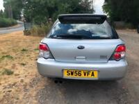 2007 SUBARU IMPREZA 2.5 WRX TURBO SPORTS WAGON ESTATE LOW 92K ONE OWNER PX SWAPS